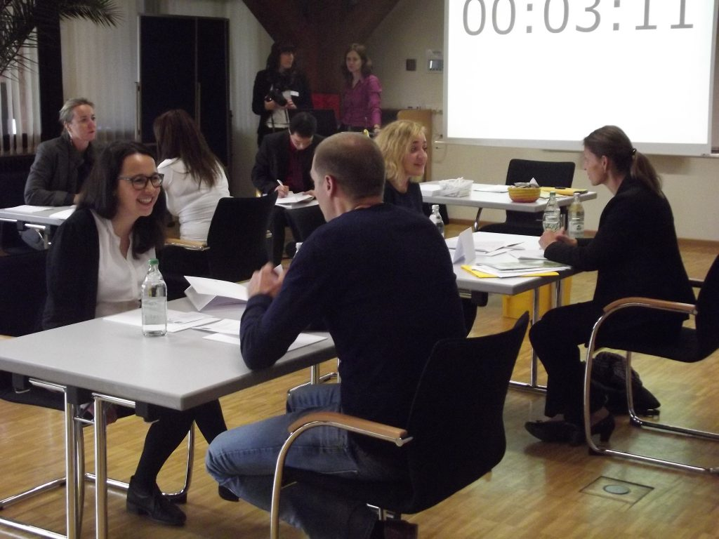 Speed Networking 11